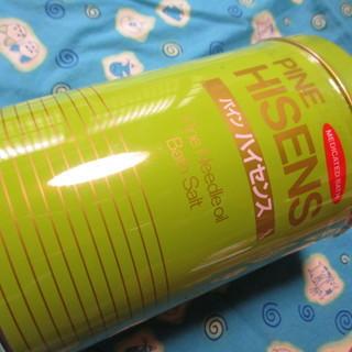 【ラスト1缶】 未開封 定価3240円 薬用入浴剤 パイン ハイセ...