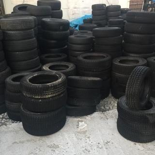 各種タイヤが大安売り!