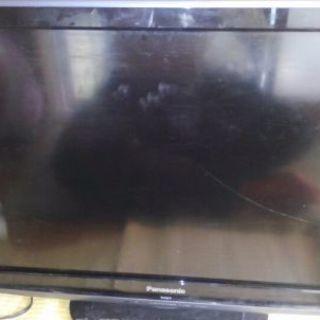 ジャンク品 2009年 Panasonic 32型テレビ