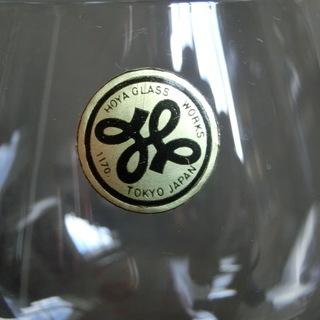 <値下げしました>【未使用】 HOYA 保谷 ブランデーグラス 6客 昭和レトロ − 神奈川県