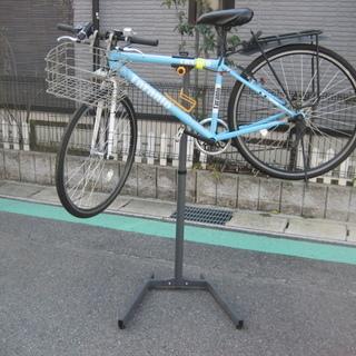 自転車の整備&ディスプレーに ミノウラ スタンド型バイクタワー 中古