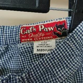 美品♪アメカジ♪Cat's Paw ワークパンツ♪