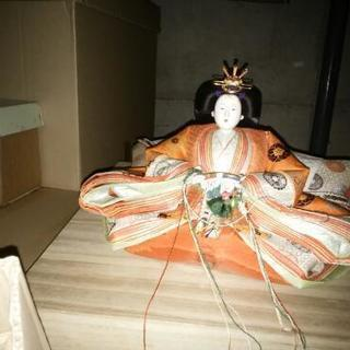 3段飾り雛人形
