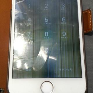 ★iPhone6 液晶破損 画面割れ修理やっています★