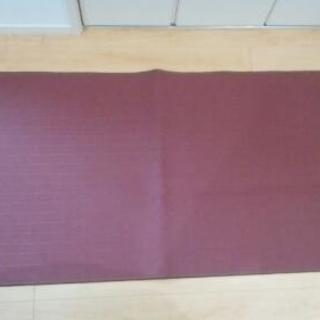 値下げ MORITA ホットカーペット 約88×175cm
