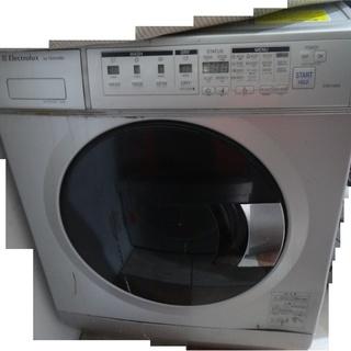 ジャンク ドラム式 洗濯機 ELECTROLUX BY TOSHI...