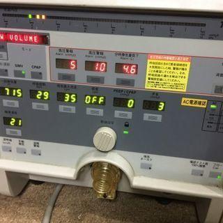 TBIRD VSO2 呼吸器 Tバード ホース付