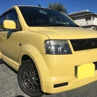 コミコミ13万円 車検2年付き ターボ付き ekスポーツ 4WD
