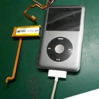 iPod classic イヤホンジャック交換やっています!