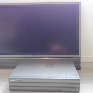 【取引中】ジャンク品 AQUOS 液晶テレビ 32インチ LC-3...