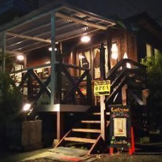 大和市の小さなカフェレストランです