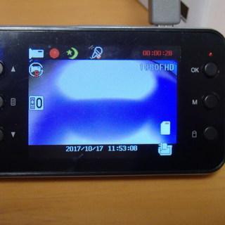 ドライブレコーダ 1080P