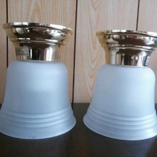 ナショナル製 廊下照明器具 (2個有り)
