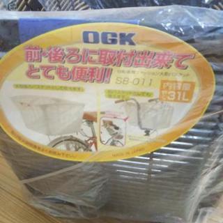 自転車カゴOGK 新品