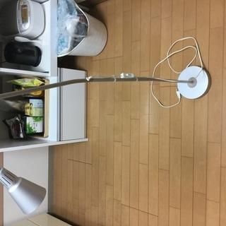 フロアランプ&LED電球【IKEA】