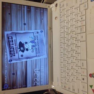 ■■3000円ノートパソコン!! NEC Lavie LM530...