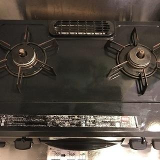 《値下げ中》リンナイ製ガステーブル  ガスコンロ