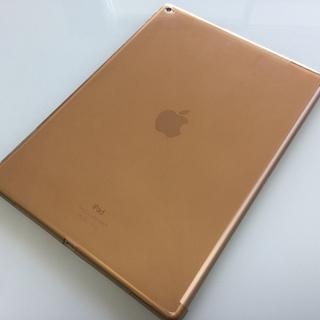 Apple iPadPro 12.9インチモデル用 TPU樹脂ケース