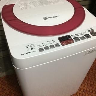 SHARP 全自動洗濯機  7kg  ES-KS70N【2014年製】