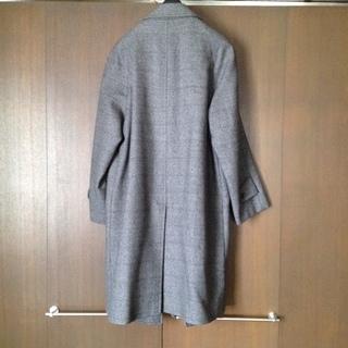 メンズ ウールコート 日本製 − 北海道