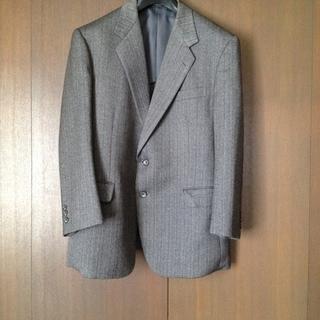 ツイード アンサンブル スーツの画像