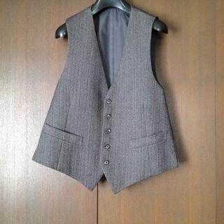ツイード アンサンブル スーツ - 服/ファッション