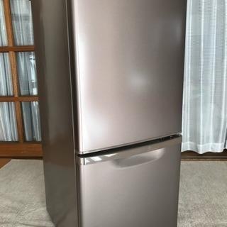 Panasonic 2ドア式冷蔵庫
