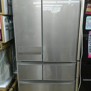 2015年 MITSUBISHI 525L 冷蔵庫 MR-JX53Y
