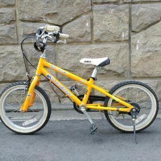 ルイガノFELIX ET WILLIAM  16インチ 子供用自転車