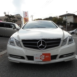 希少車  M-ベンツ 2CP E250 CGI レザー HDD