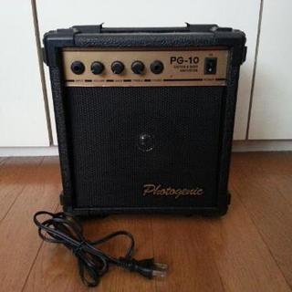 ギター・ベースアンプ