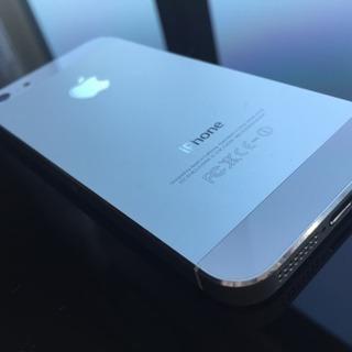 【美品】iPhone5 SIMフリー お買い得!