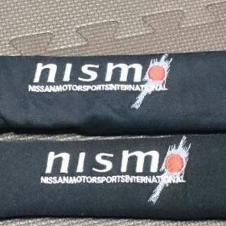 NISMO 肩パット 2枚セット