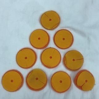 洗濯物ボタンカバー 10枚セット