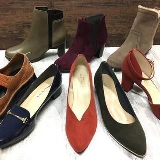 【急募】婦人靴への値札付け及び出荷作業
