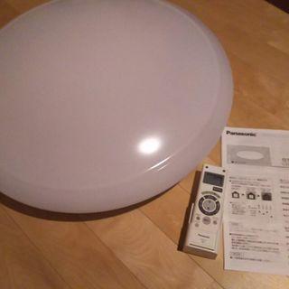 Panasonic LEDシーリングライト HH-LC560A 中...