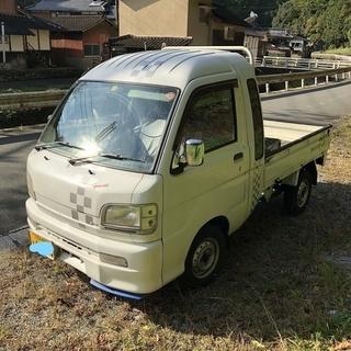 値下げ:軽トラ・ハイゼットジャンボ 4wd/AT/PS/AC/一体...