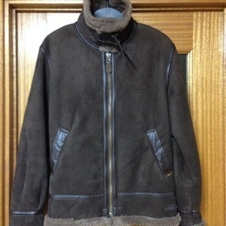 美品☆ALPHA INDUSTRIES サイズXL men'sアウ...