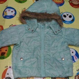 女の子 コート 90