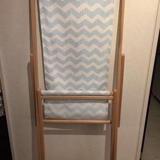 【未使用】IKEA デッキチェア(3段階調節付き)