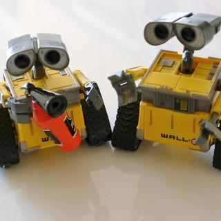 ディズニー WALL・E  ウォーリー フィギア