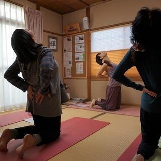 【アーユルヴェーダヨガ】12/10(日)10時半~12時開催します!