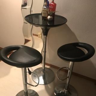 Barテーブル&チェア セット