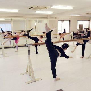 東村山市にあるバレエ教室、ミヌレバレエ教室。