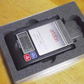 Ortofon(オルトフォン)デジタル針圧計 DS-1
