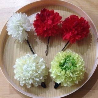 髪飾り 花飾り 和装