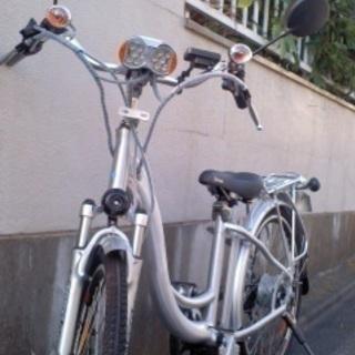 フル電動自転車 公道走行可