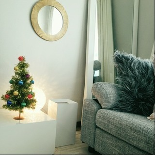 franfran クリスマスツリー ゴールド ♡