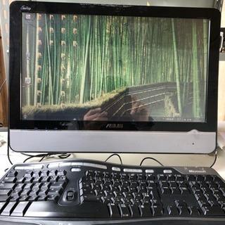 デスクトップ  パソコン   ASUS   Eee topタッチパネル