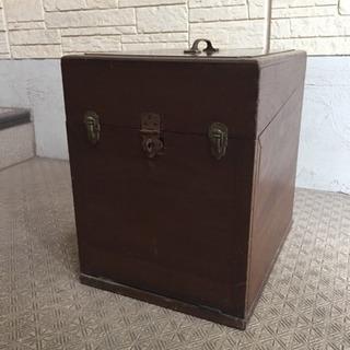 レトロ 薬箱